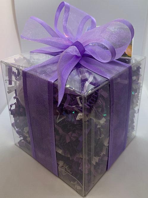 French Lilac 14-pack Bath Bomb Gift Set (b)