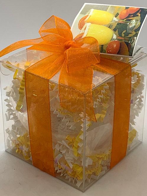 Mandarin & Mimosa 5.5 oz Bath Bomb Gift Set