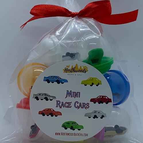 Mini Race Cars Toys - Set of 8