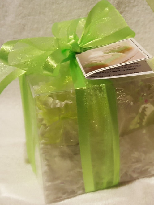Coconut Lime 14-pack Bath Bomb Gift Set
