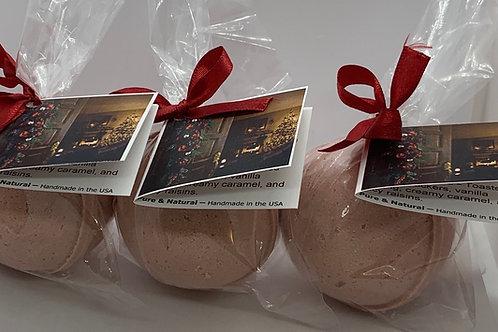 Welcome Home - Three (3) XL 5.5 oz Bath Bomb Fizzies