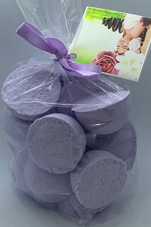 Unscented 14-pack Bath Bomb Fizzies