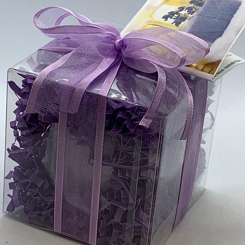 Lavender Luxury 5.5 oz Bath Bomb Gift Set