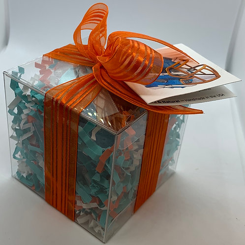 Football-inspired 5.5 oz Bath Bomb Gift Set #7(a)