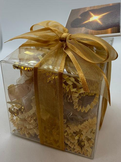 Amber Romance 5.5 oz Bath Bomb Gift Set
