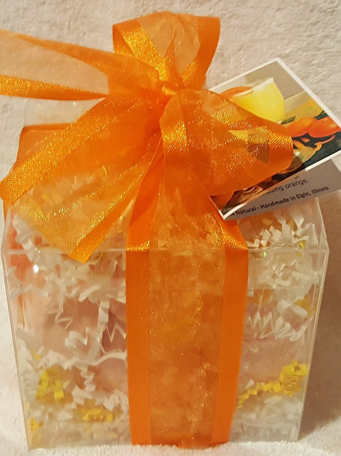 Mandarin & Mimosa 14-pack Bath Bomb Gift Set