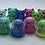 Thumbnail: Squishy Teddy Bears Toys - Set of 8