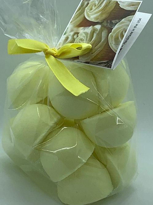 Lemon Creme 14-pack Bath Bomb Fizzies