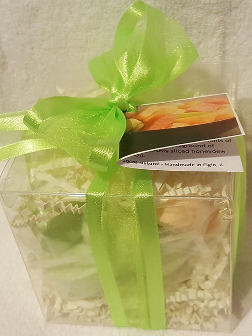 Cucumber Melon 14-pack Bath Bomb Gift Set