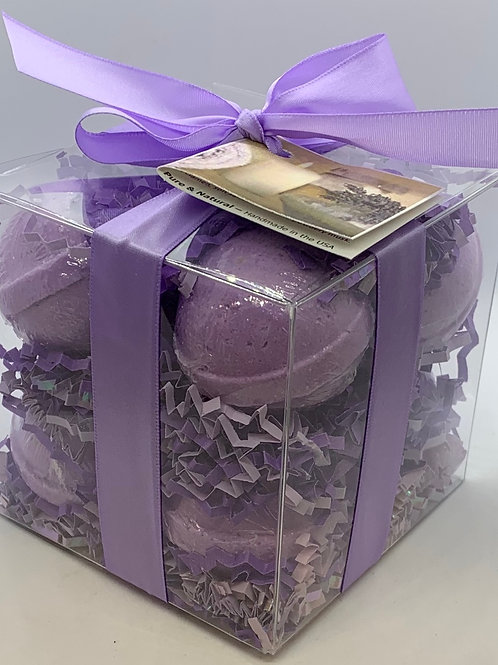 Lavender Chamomile 9-pack Gift Set (c)