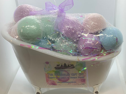 Tub O'Bubbles Gift Set