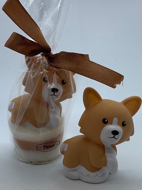 """Puppy Pal """"Teddy"""" 1.3 oz Pooch Smooch Soap"""