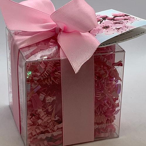 Japanese Cherry Blossom 5.5 oz Bath Bomb Gift Set