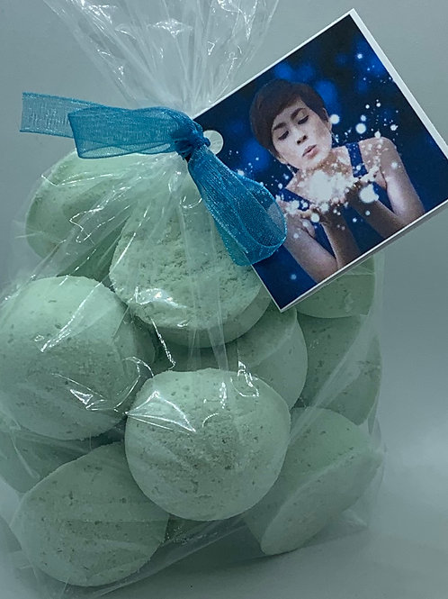 A Thousand Wishes 14-pack Bath Bomb Fizzies