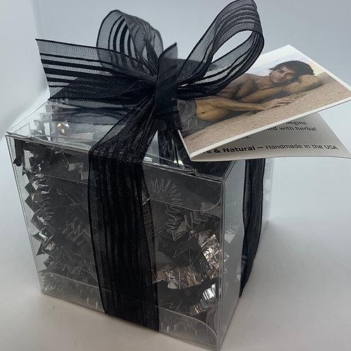 Drakkar Noir for Men 5.5 oz Bath Bomb Gift Set (b)