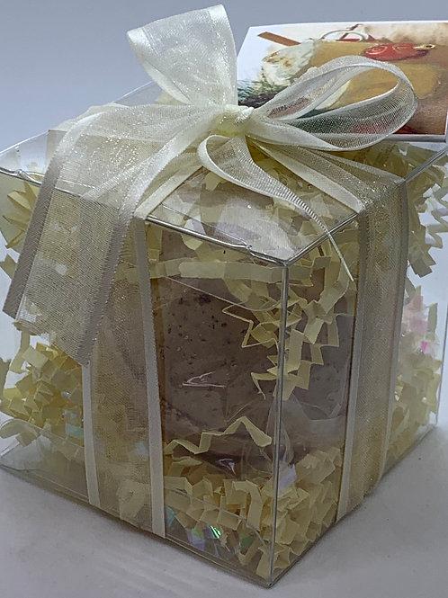 Holiday Eggnog 5.5 oz Bath Bomb Gift Set