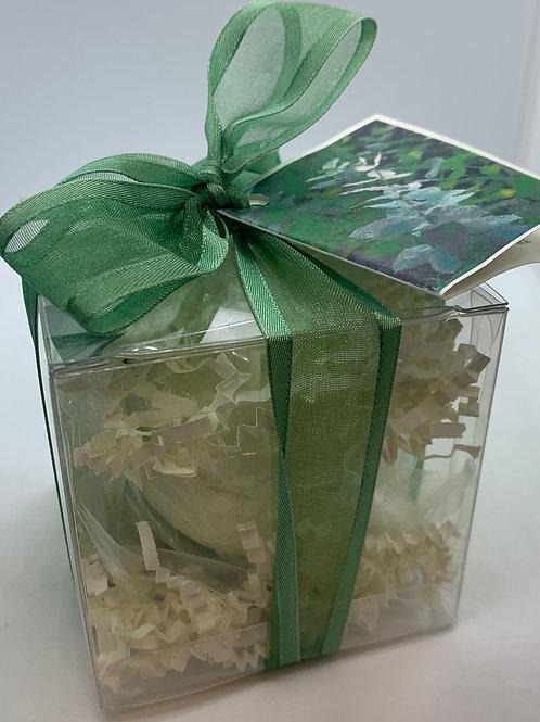 Eucalyptus & Spearmint 5.5 oz Bath Bomb Gift Set