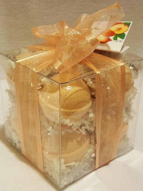 Georgia Peach 9-pack Gift Set (c)