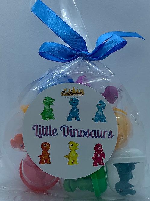 Little Dinosaurs Toys - Set of 8
