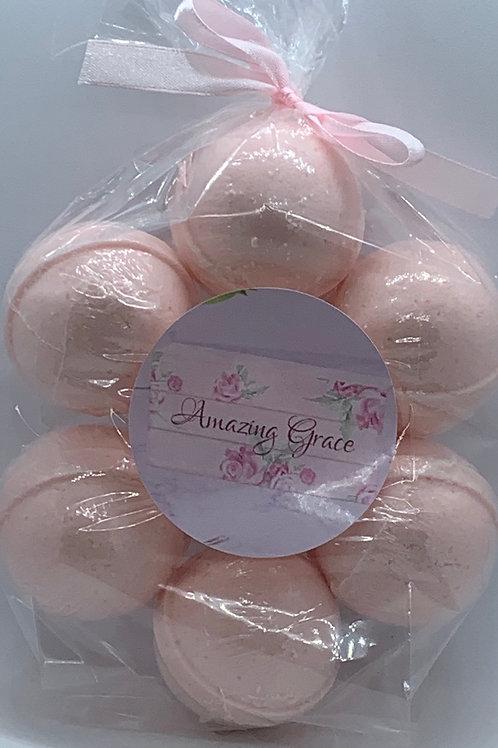 Amazing Grace 7-pack Bath Bomb Fizzies