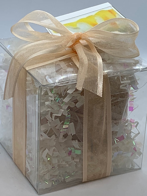 Orange Dreamsicle 5.5 oz Bath Bomb Gift Set