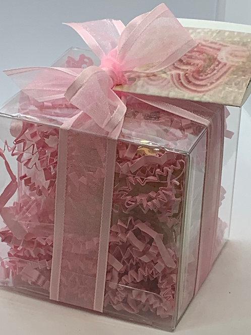 Pink Sugar 5.5 oz Bath Bomb Gift Set