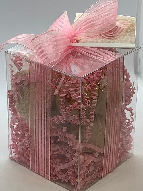 Pink Sugar 7-pack Bath Bomb Gift Set