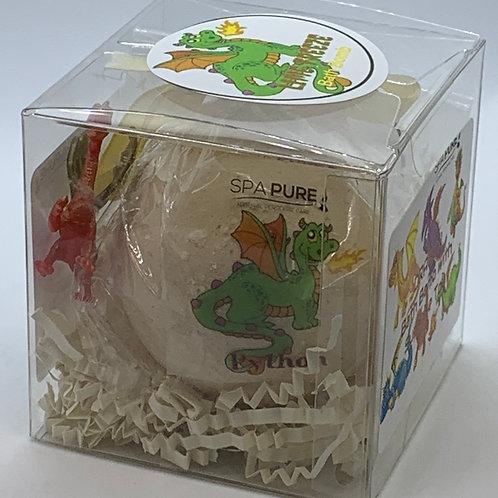 "Dragon ""Python"" XL 5.5 oz Bath Bomb Gift Set"