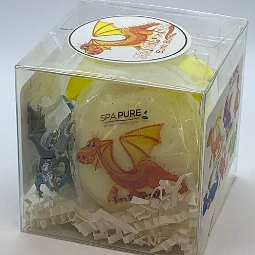 "Dragon ""Inferno"" XL 5.5 oz Bath Bomb Gift Set"