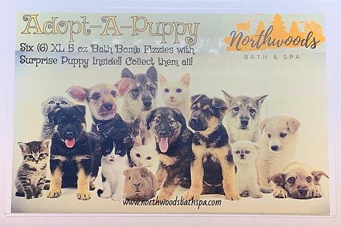 Adopt-A-Puppy 6-pack Gift Set