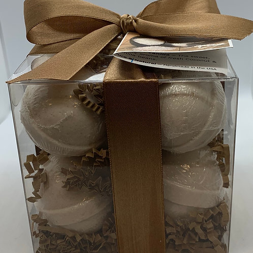 Coconut Vanilla 9-pack Gift Set