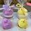 Thumbnail: Squishy Chicks Toys - Set of 6