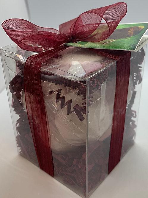 Forbidden Fruit 7-pack Bath Bomb Gift Set