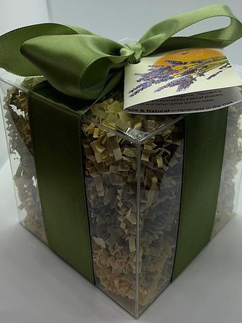 Clementine Lavender 14-pack Bath Bomb Gift Set (b)