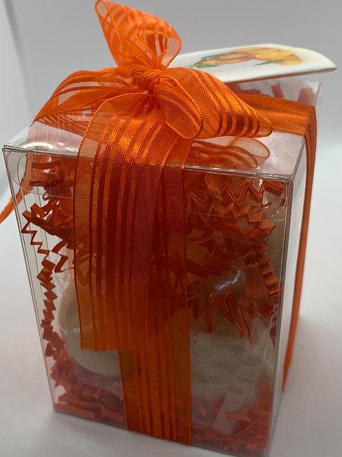 Clementine 7-pack Bath Bomb Gift Set