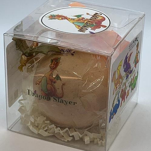 "Dragon ""Dragon Slayer"" XL 5.5 oz Bath Bomb Gift Set"