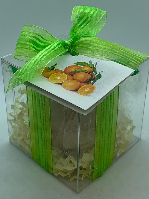 Clementine 5.5 oz Bath Bomb Gift Set