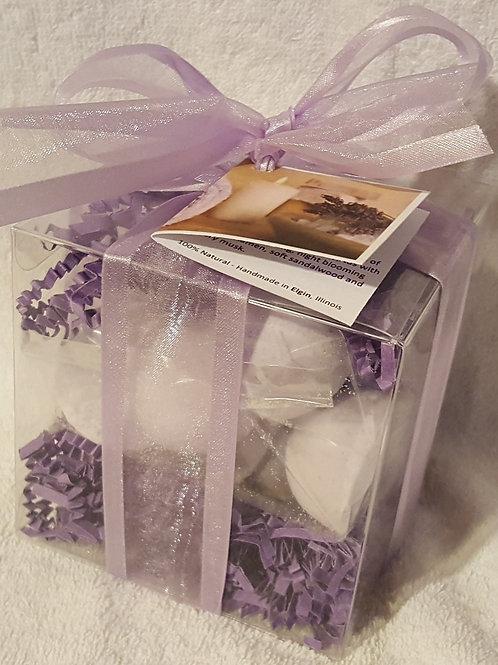 Lavender Chamomile 14-pack Bath Bomb Gift Set