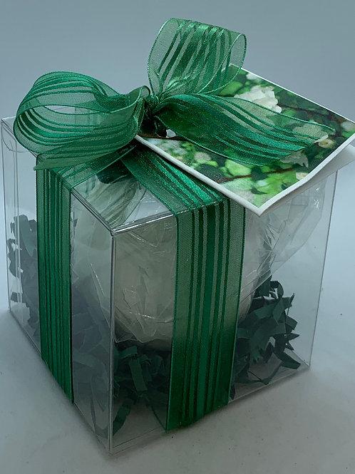 Jasmine 5.5 oz Bath Bomb Gift Set