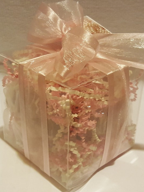Vanilla Lace & Pearls 14-pack Bath Bomb Gift Set