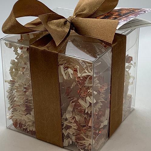 Honey Almond 5.5 oz Bath Bomb Gift Set (b)