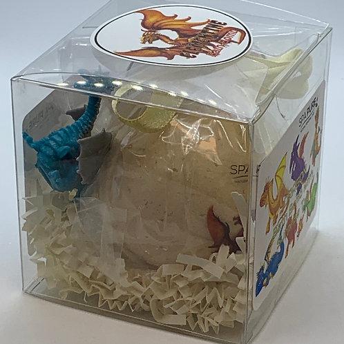 "Dragon ""Fireball"" XL 5.5 oz Bath Bomb Gift Set"