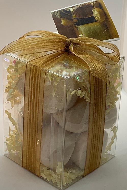 Oatmeal, Milk & Honey 7-pack Bath Bomb Gift Set (b)