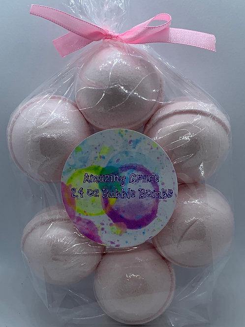 Amazing Grace 7-pack Bubble Bombs