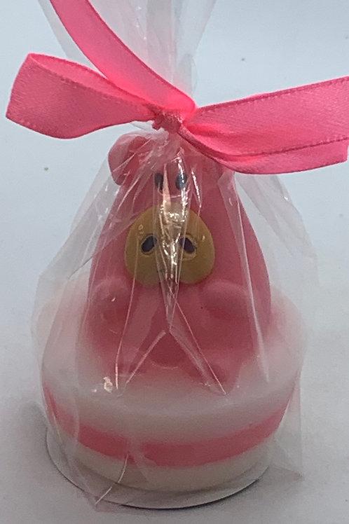 Bubblegum 1 oz Pig Popper Soap