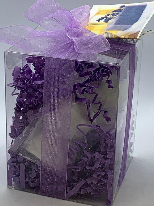 Lavender Luxury 7-pack Bath Bomb Gift Set
