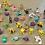 Thumbnail: Poke-bomb (Gum Drop) 5.5 oz Bath Bomb Gift Set (Goodie Goodie Gumdrops)