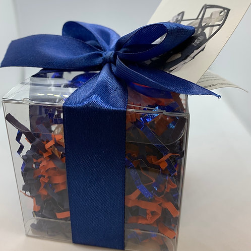 Football-inspired 5.5 oz Bath Bomb Gift Set #4