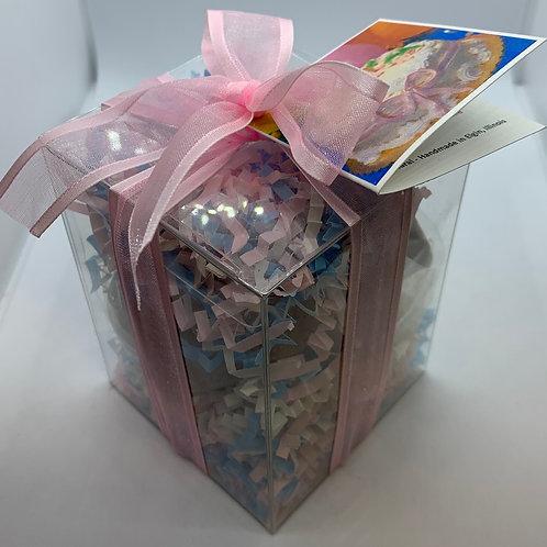 Birthday Cake 7-pack Bath Bomb Gift Set
