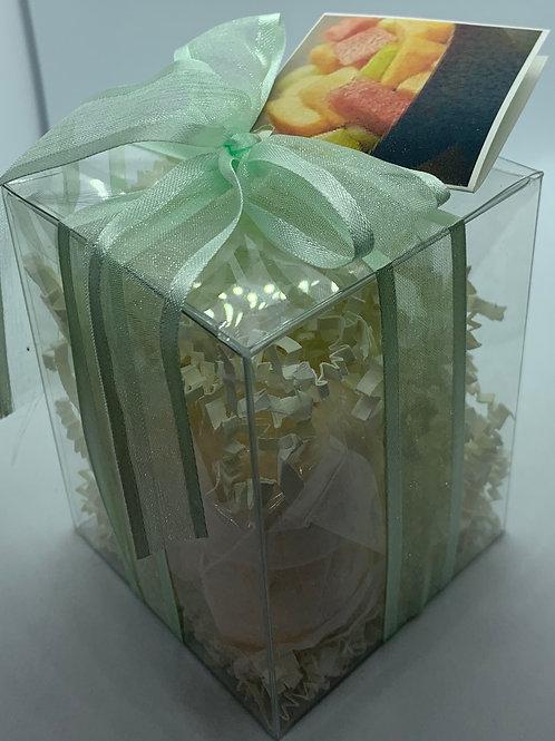 Cucumber Melon 7-pack Bath Bomb Gift Set (b)